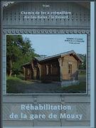 Réhabilitation de la gare de Mouxy.j
