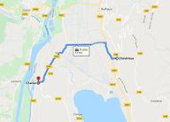 Itineraire canal de savières