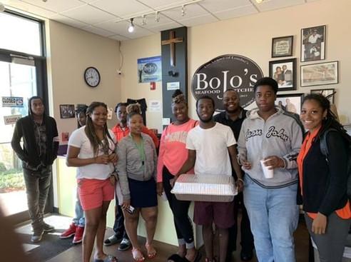 Bojo's Seafood Visit