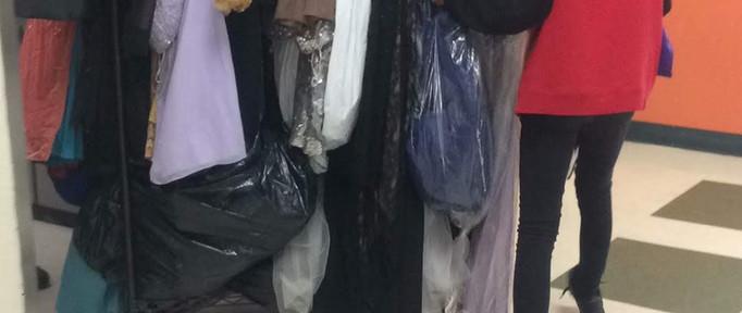 Tatyana Chery Organizing Dresses for The Cinderella Effect