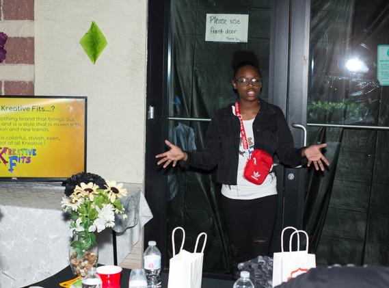 Business Presentation by Angel Thomas