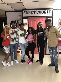 Sweet Cookie Jar Visit