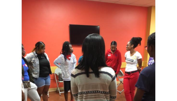 Group Activity at the Lemonade Workshop