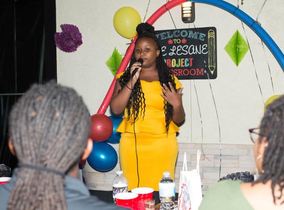 Business Presentation by Faith Mervil