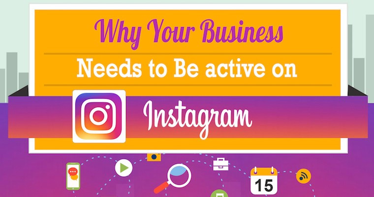 why you business needs Instagram