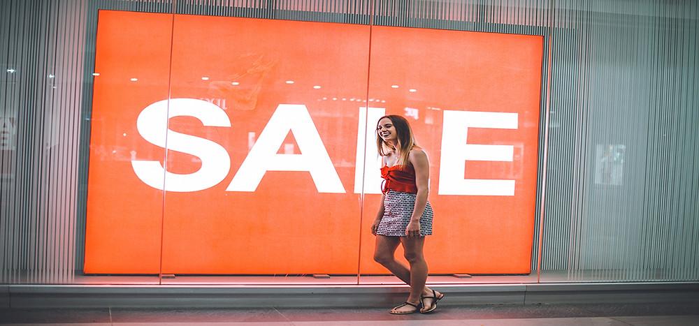 Girl Love Shop Sale