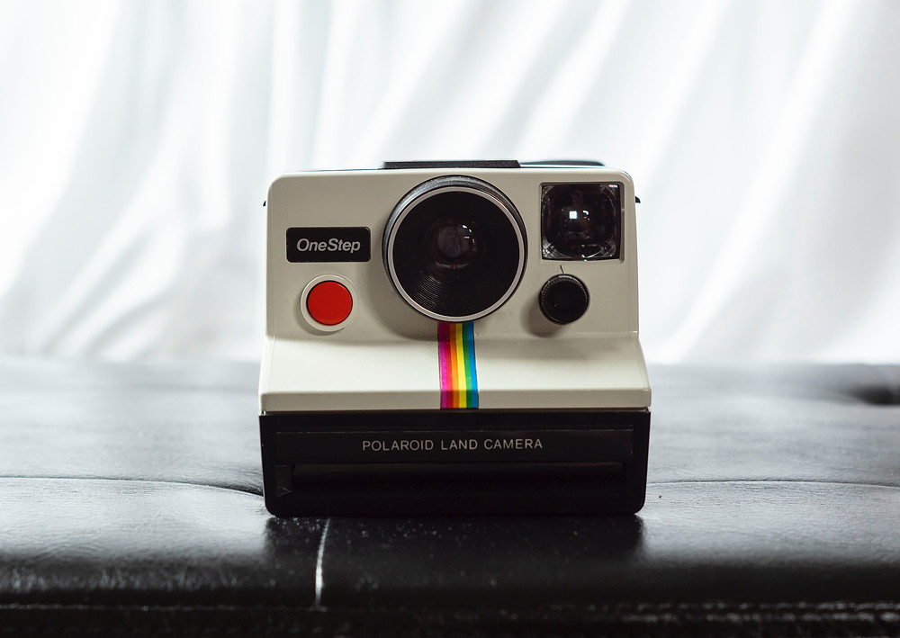Instagram camera for your business