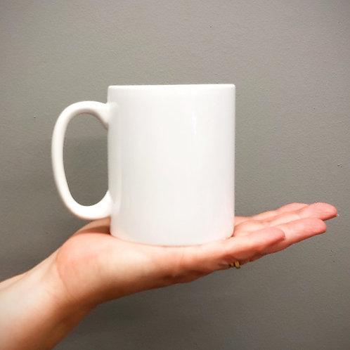 Blank Durham mug
