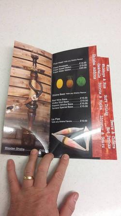 Custom booklet