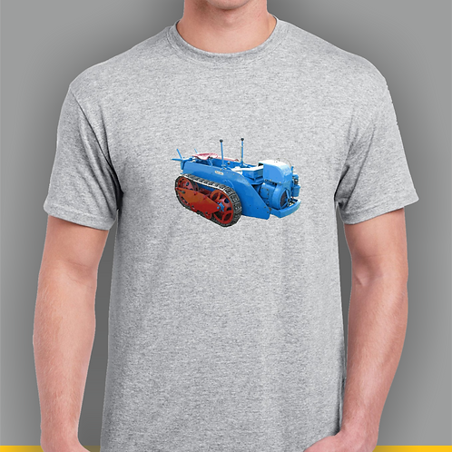 Ransomes MG5/6 Inspired T-shirt, Gildan.