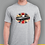 Thumbnail: Triumph Herald Inspired T-shirt on Union Jack, Gildan.