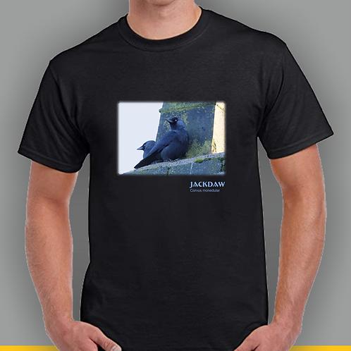 Jackdaw Inspired T-shirt