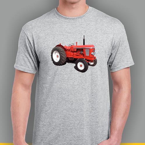 Nuffield 4/65 Tractor Inspired T-shirt, Gildan.