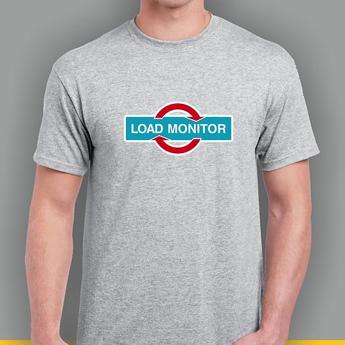 Ford Tractor load monitor design T-shirt, Gildan.