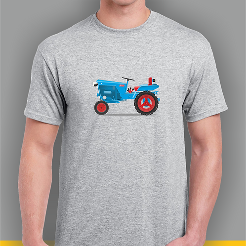 Gutbrod 1030 Inspired T-shirt, Gildan.