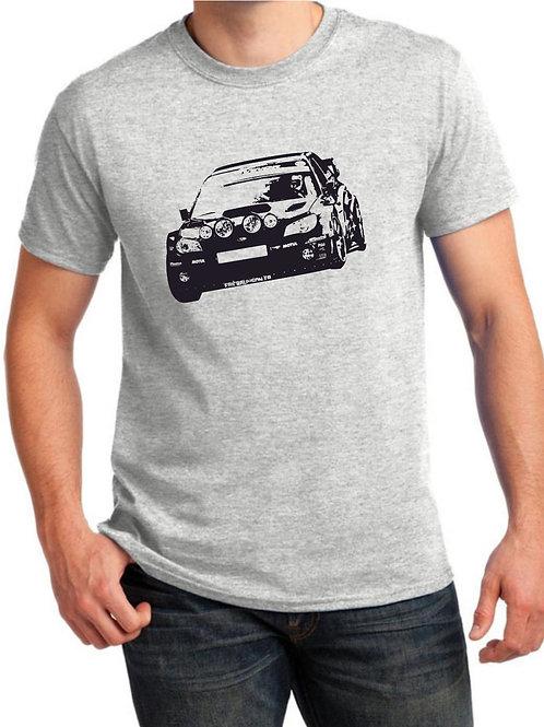 Japanese Rally Car T-Shirt