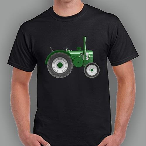 Field Marshall series 3 Tractor Inspired T-shirt, Gildan.