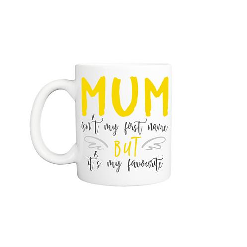 Mum9 gift mug