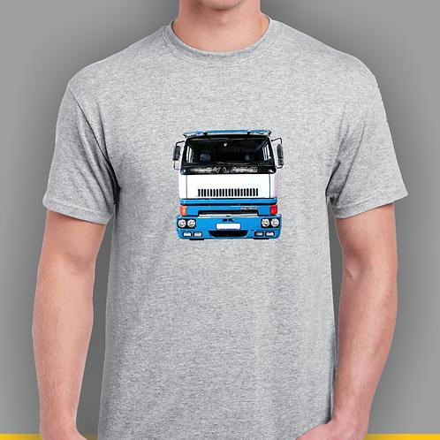 Leyland Roadtrain Inspired T-shirt, Gildan.