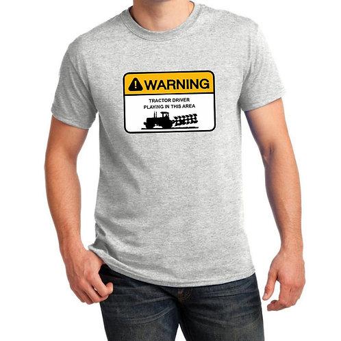 Fun Tractor Driver