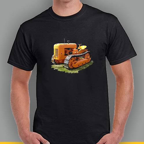 Cletrac HG Crawler Tractor T-shirt, Gildan.