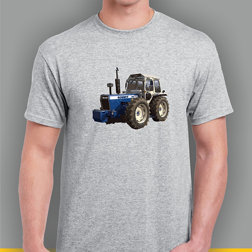 Ford County 1184 Inspired T-shirt, Gildan.