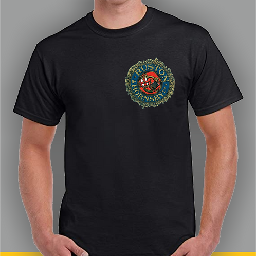 Ruston and Hornsby Inspired T-shirt, Gildan.