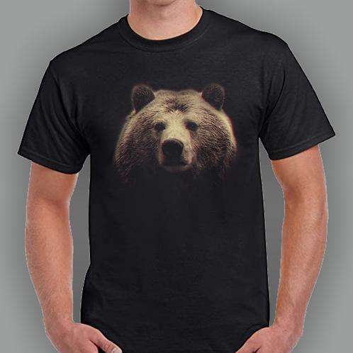 Bear Inspired T-shirt, Gildan, Gift