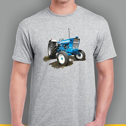 Ford 7000 Tractor Inspired T-shirt, Gildan.