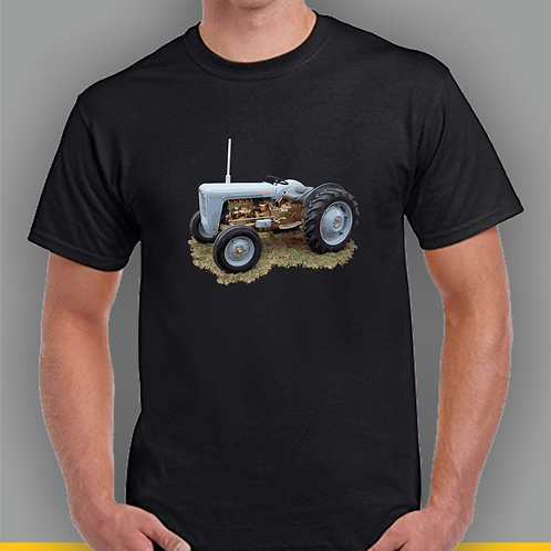 Bronze Fergy 35 T-shirt, Gildan.