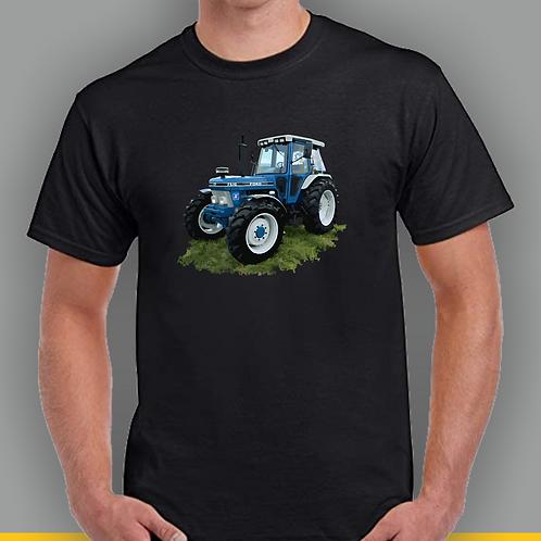 Ford 7810 Tractor T-shirt, Gildan.
