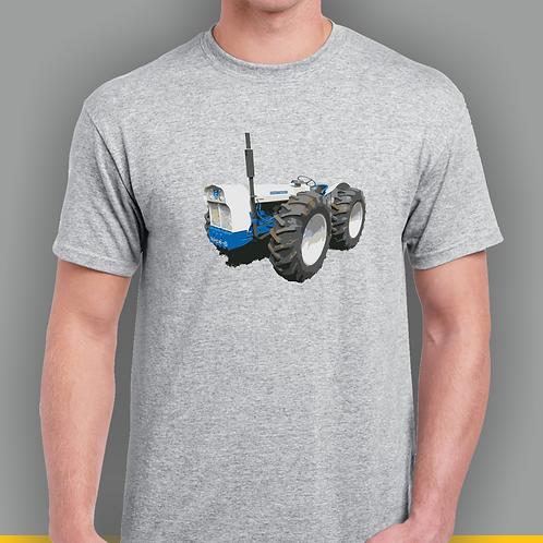 Ford County Super 6 Inspired T-shirt, Gildan.