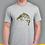 Thumbnail: Carp Fishing Inspired T-shirt, Gildan, Gift #002