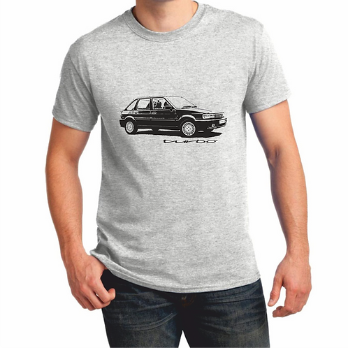 Maestro hot hatch Car Inspired T-shirt, Gildan, Gift, Retro