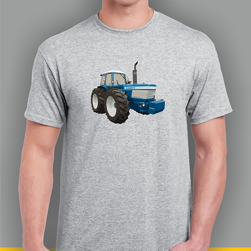 Ford County 1454 1884  Inspired T-shirt, Gildan.