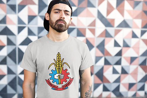 Fordson wheatsheaf T-shirt, Gildan.