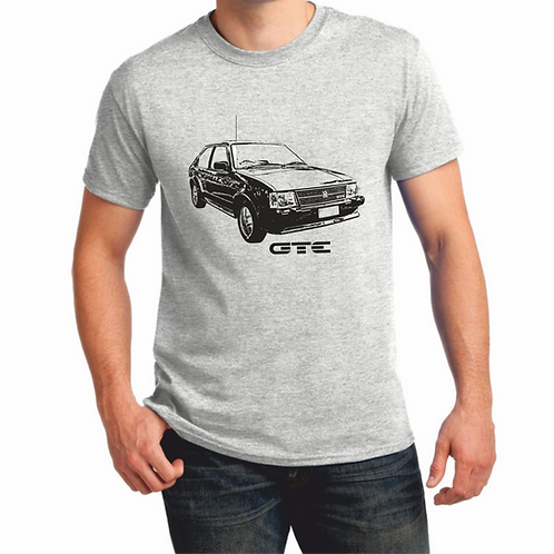 Astra Mk1 GTE Car Inspired T-shirt, Gildan, Gift, Retro