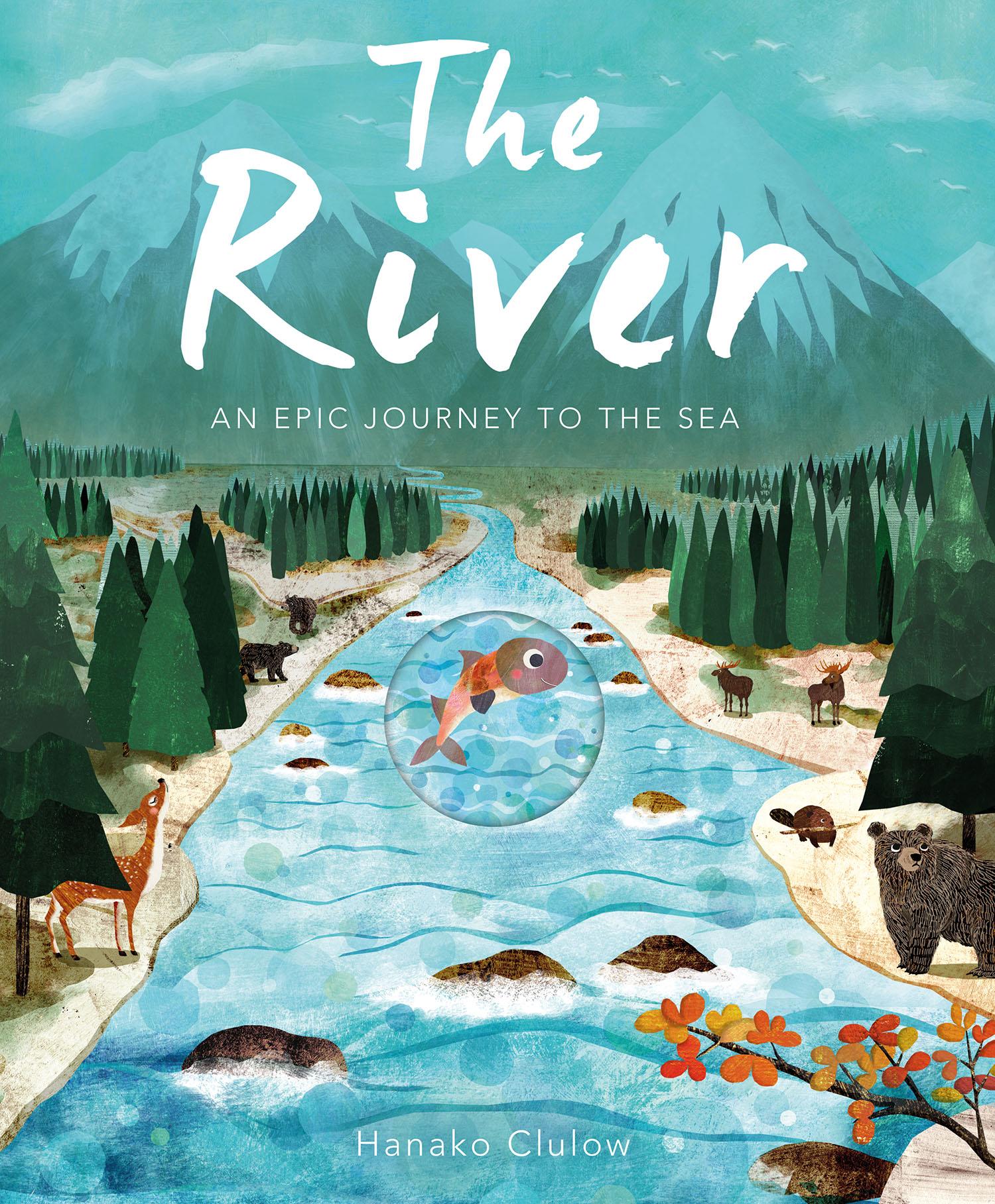 The River © Caterpillar Books