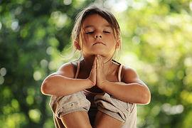 Sophro yoga enfant