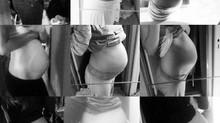 Mon corps de femme enceinte
