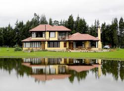 Casa Benhabitat lago
