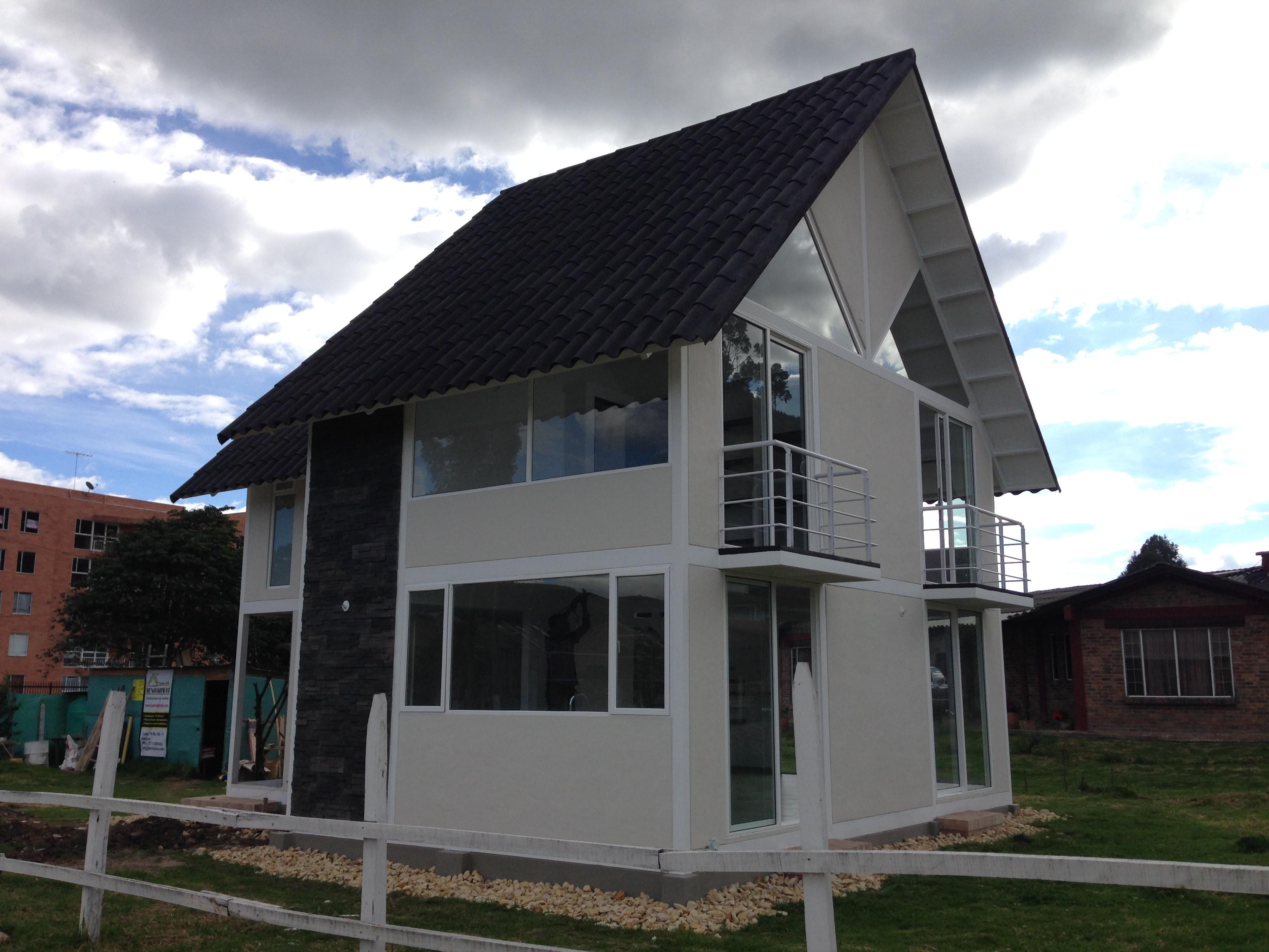 Casa Habitat Sesquile