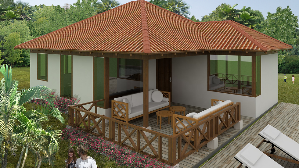 Encantadora casa con 2 habitaciones, 2 baños y terraza. 2Q2W-74K