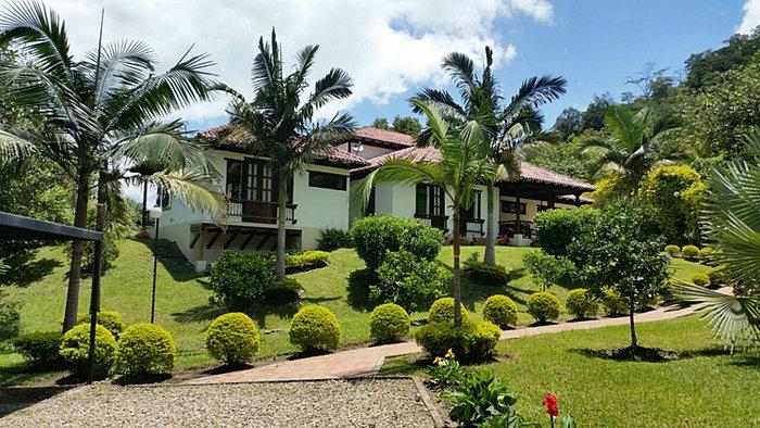 Casas campestres venta de planos constructora for Casa con planos completos