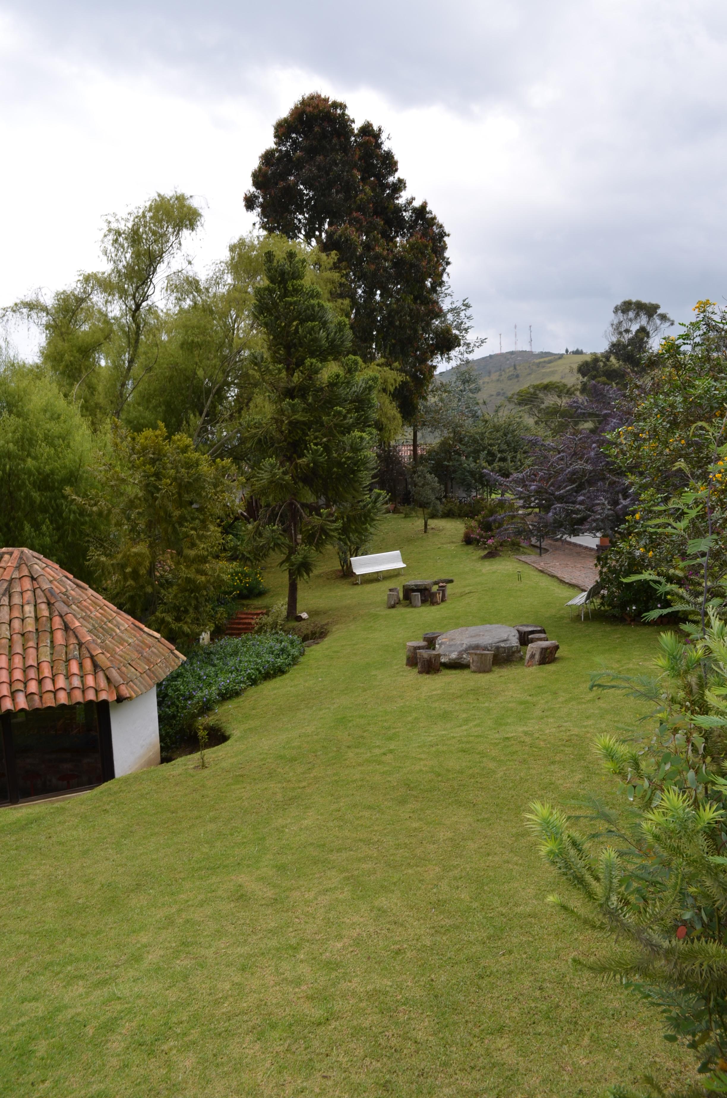 Vista de Jardín