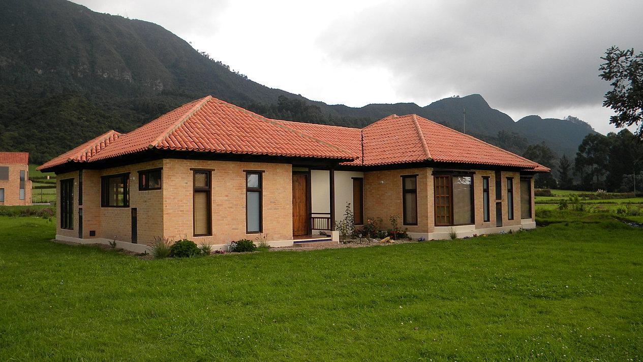 Casas campestres venta de planos constructora benhabitat republicana - Diseno de casas en linea ...