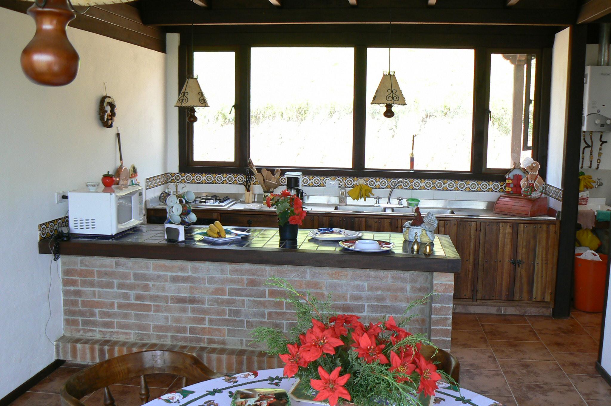 Cocinas modernas y tradicionales