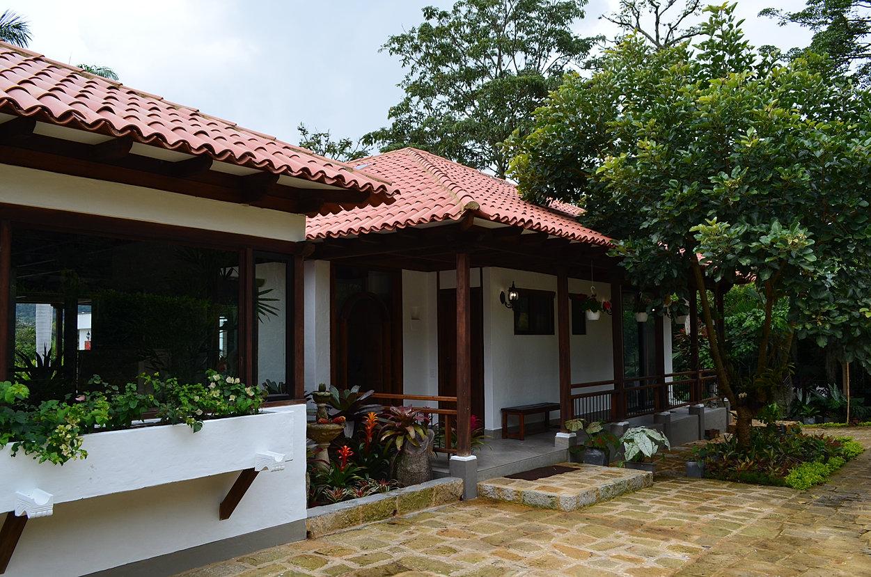 Casas campestres venta de planos constructora for Casas campestres modernas planos