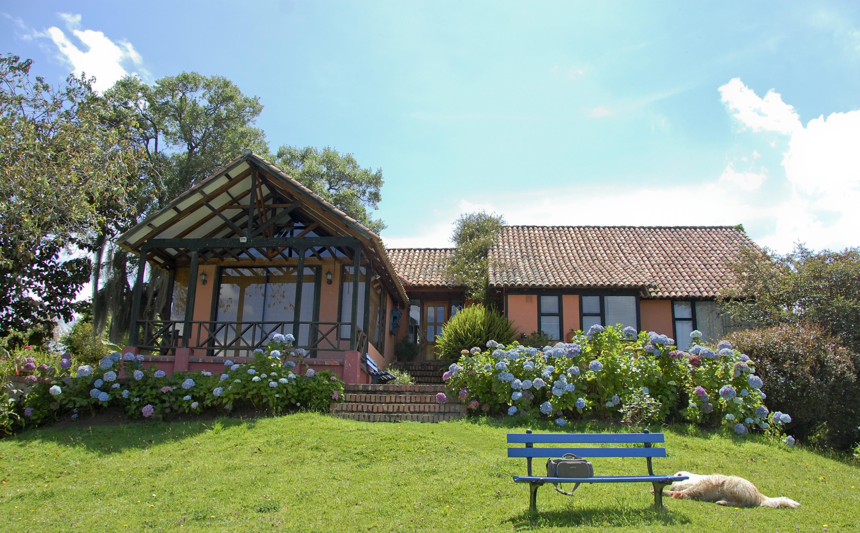 Casa zipaquira