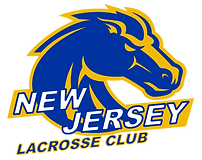 nj lacrosse club logo